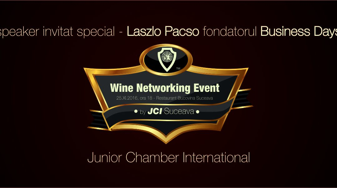 Wine Networking Event – Business 1 la 1