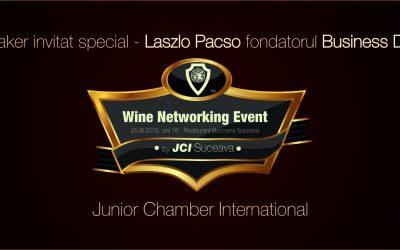 Wine Networking Event – Business 1 la 1